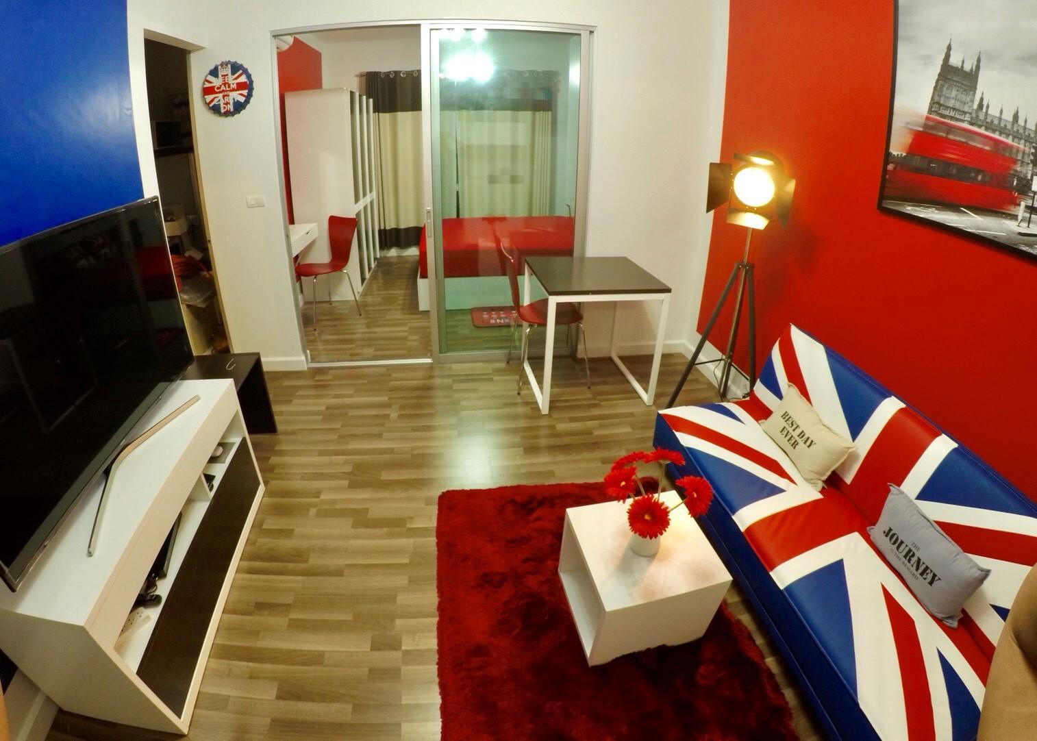 London Room SuvarnabhumiAirport fewwalk Paseo Mall - Bangkok