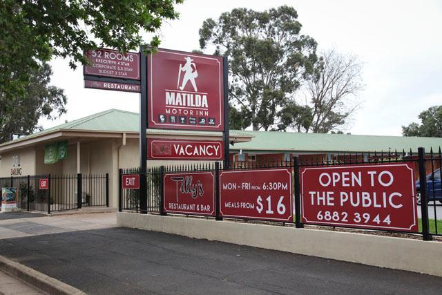 Matilda Motor Inn Dubbo – Pictures, Price & Deals