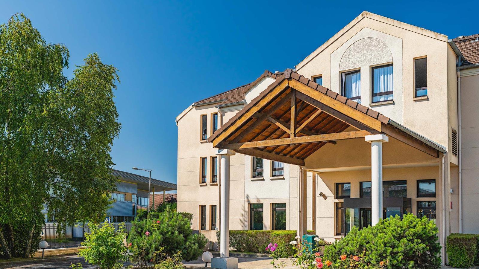 Best Western Hotel Grand Parc Marne La Vallee  Ex Chanteloup Hotel