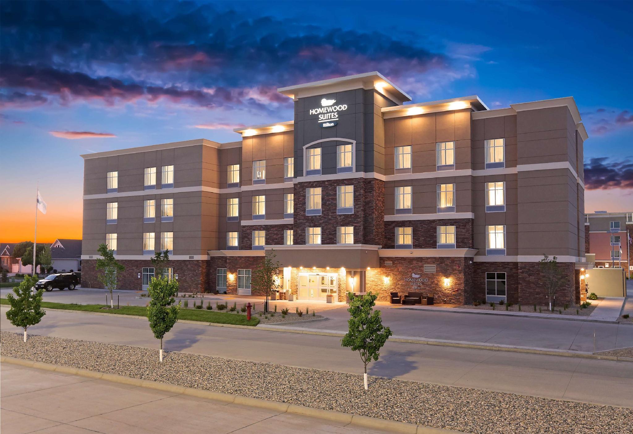 Homewood Suites By Hilton West Fargo Sanford Medical Center