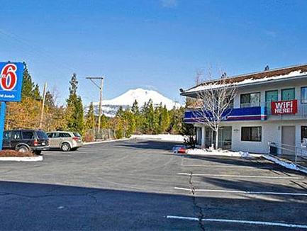 Motel 6 Weed   Mount Shasta