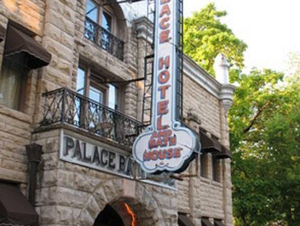 The Palace Hotel And Bath House Spa