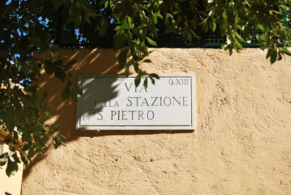 Vatican Room Rental