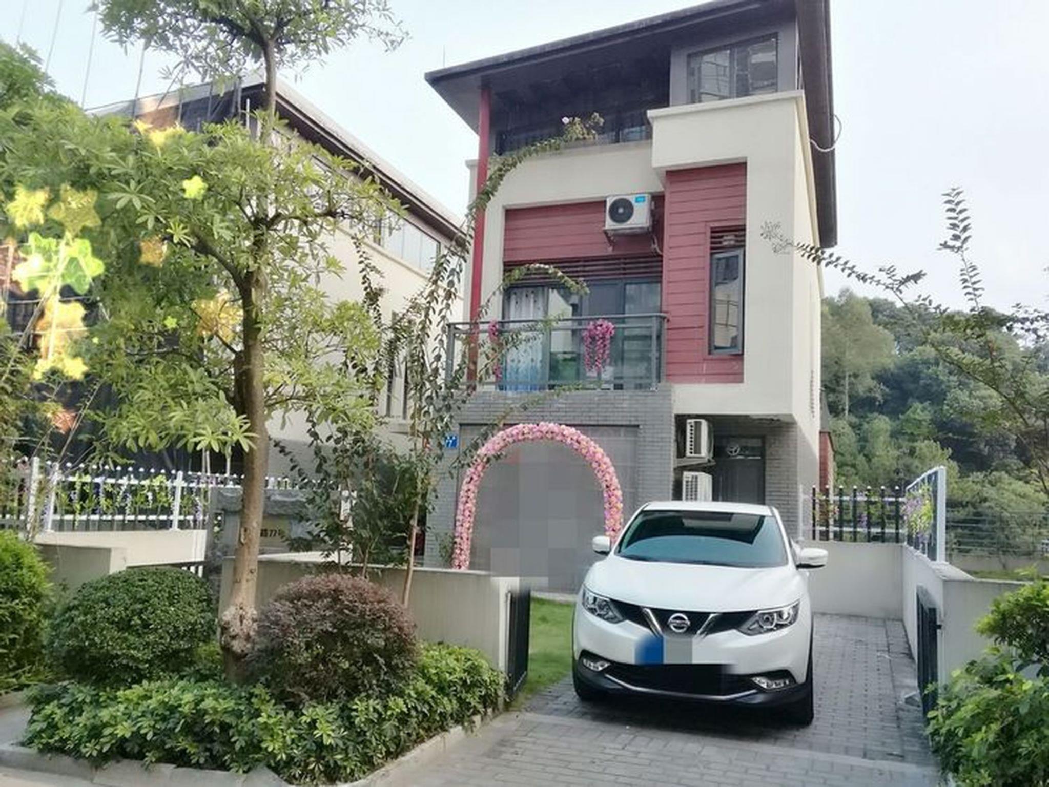 Guangzhou Conghua Qunadu Hot Spring Resort Villa