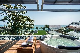 %name Luxury Beachfront Sunsky Villa Huahin หัวหิน/ชะอำ