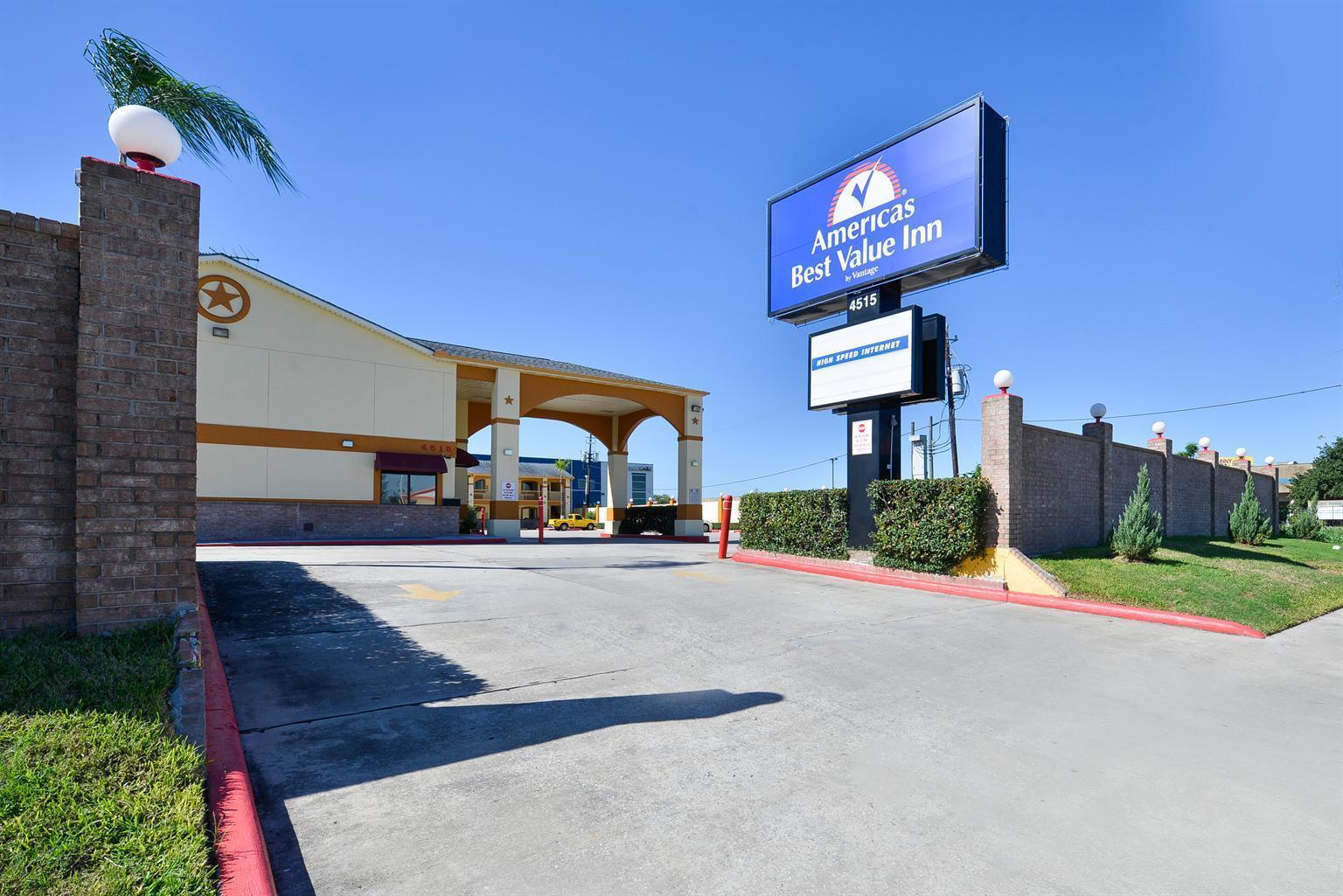 Americas Best Value Inn Houston At I 45 And Loop 610