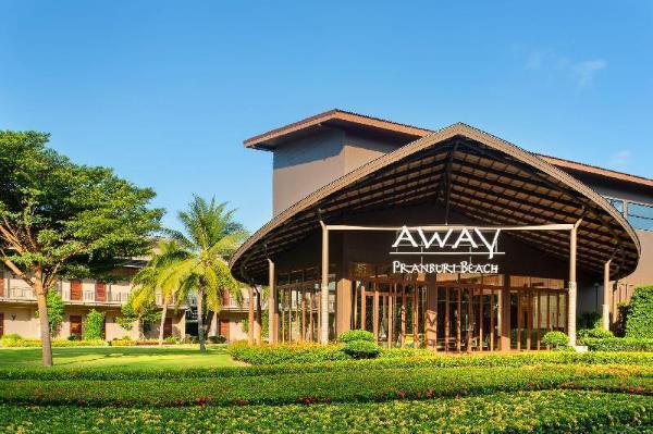 Away Pranburi Beach Resort Prachuap Khiri Khan