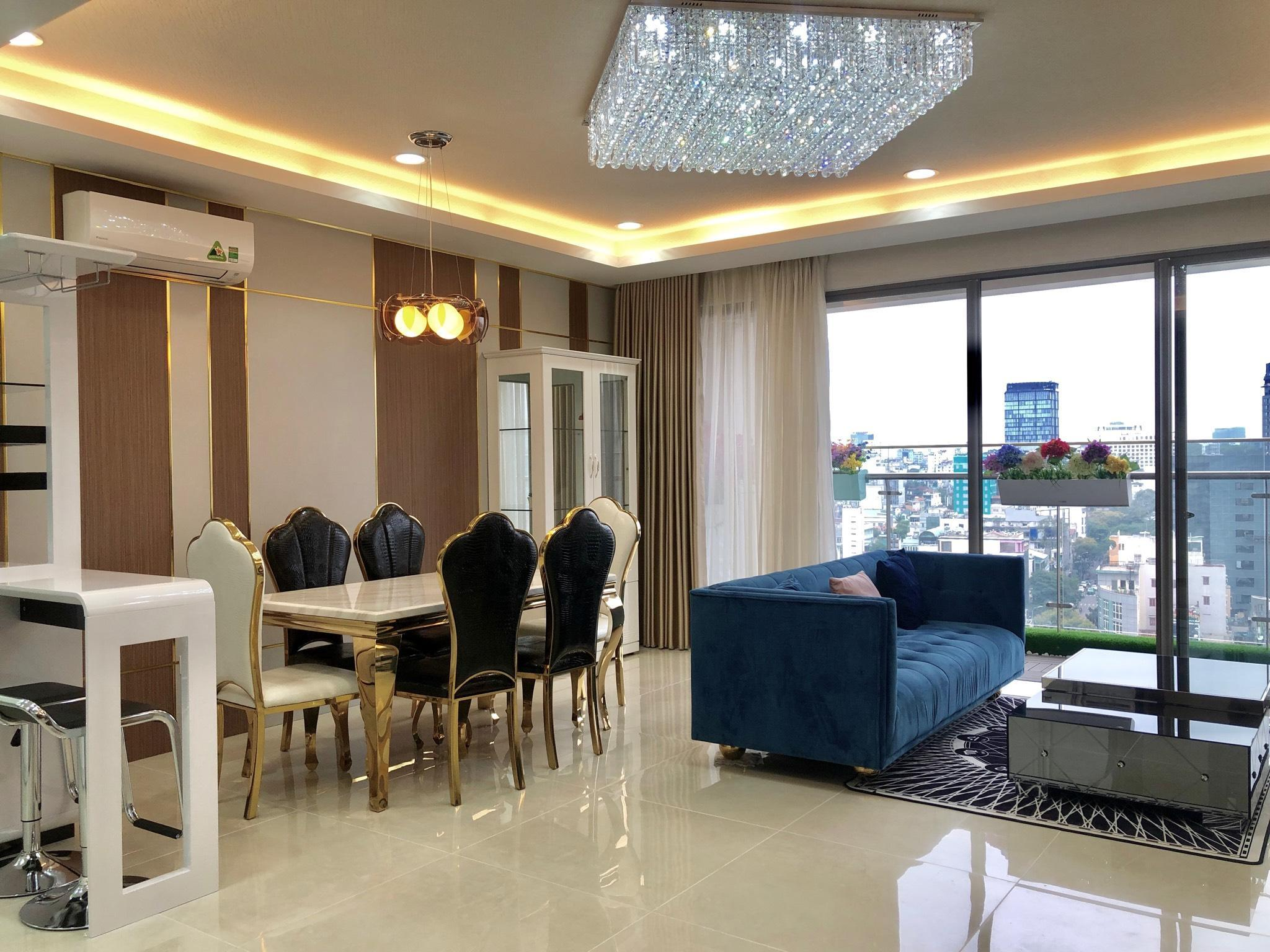 Luxury 3BRs Great Pooland City View In Saigon Center