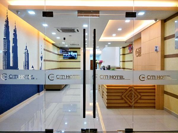 Citi Hotel @Kl Sentral Kuala Lumpur
