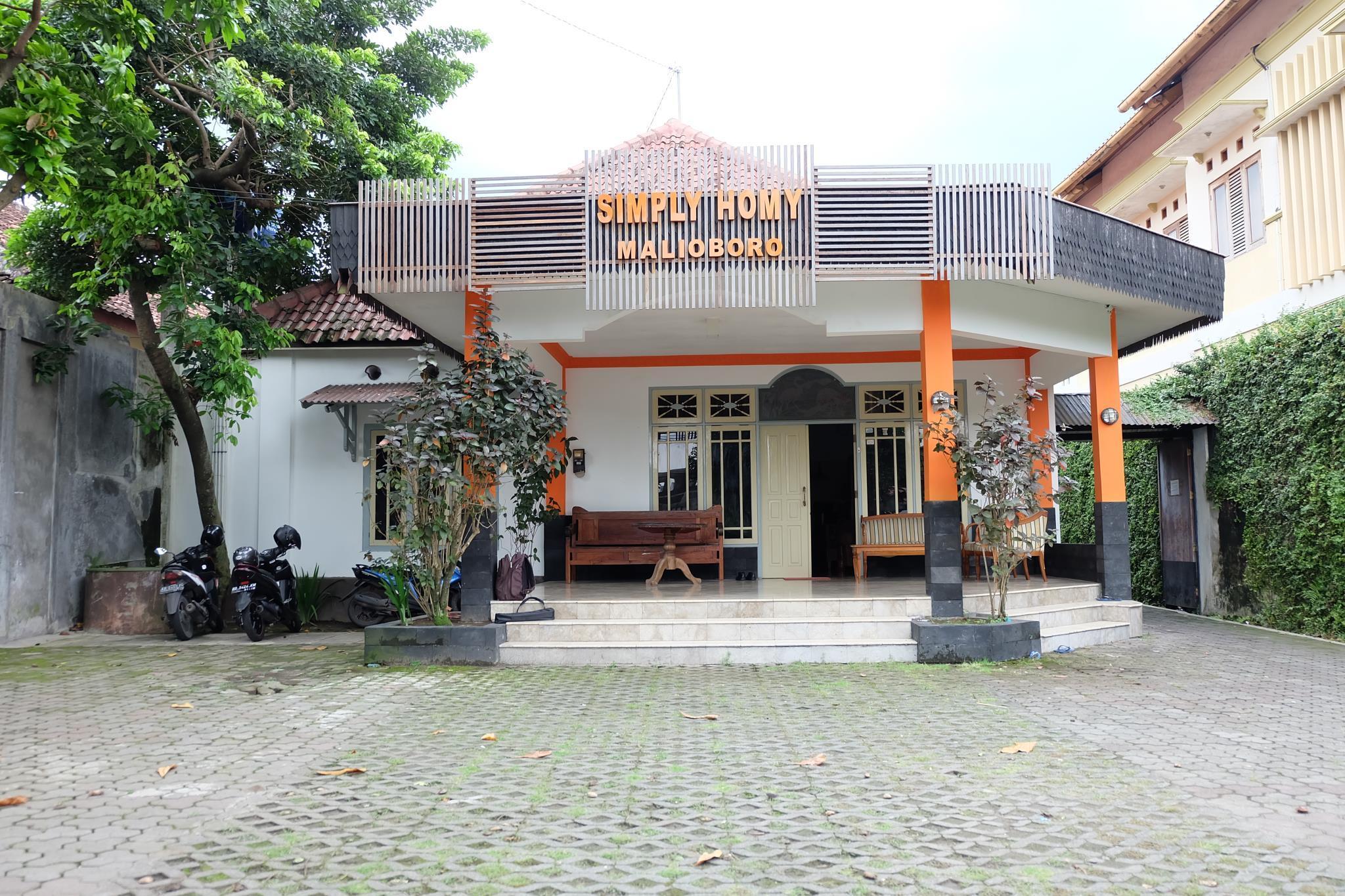 Simply Homy  Guest House Malioboro  1