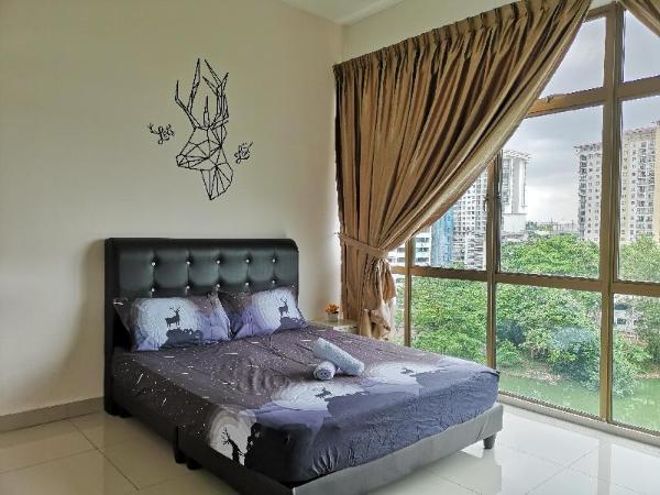 Cosy and Convenient Home Johor Bahru