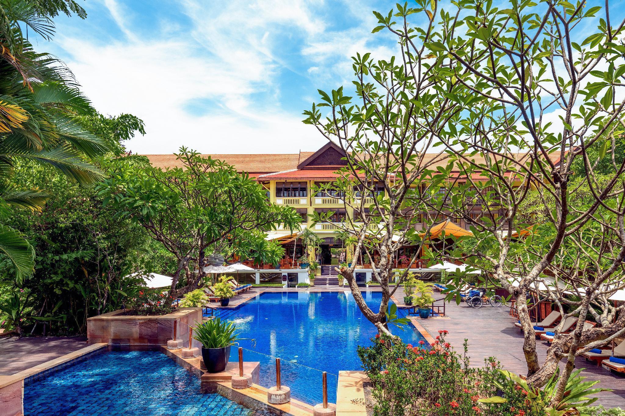Victoria Angkor Resort And Spa