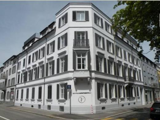 VISIONAPARTMENTS Zurich Gerechtigkeitsgasse