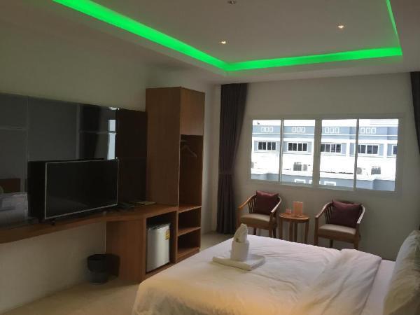 Picasso hotel 24inn in Central Pattaya Pattaya