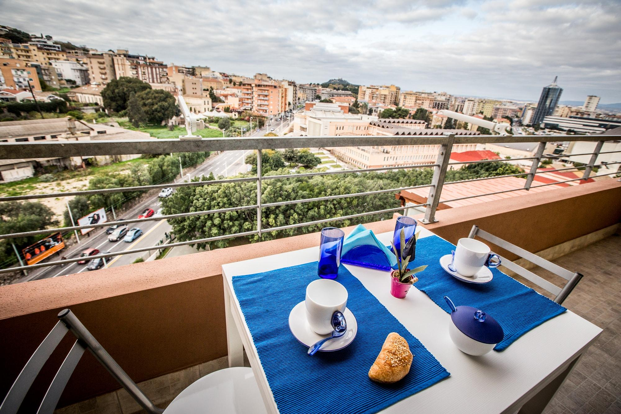 A View On Cagliari BedandBreakfast