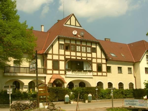 Hotel Restaurant Caf� Sophienalpe