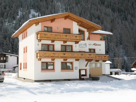 Landhaus Schopf And Haus Alpina