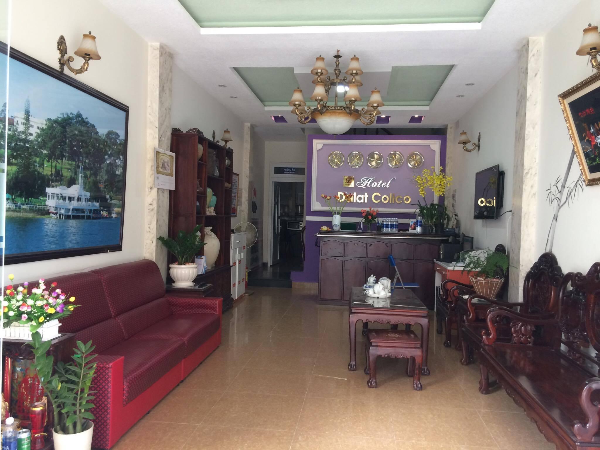 Dalat Colico Hotel