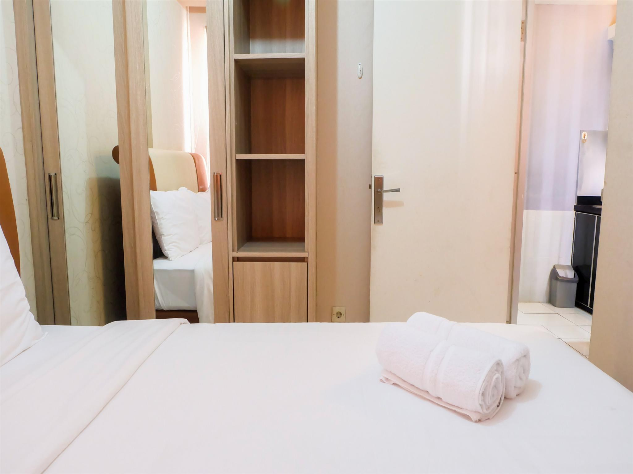 2BR In Heart Of City Menteng Square Apt   Travelio