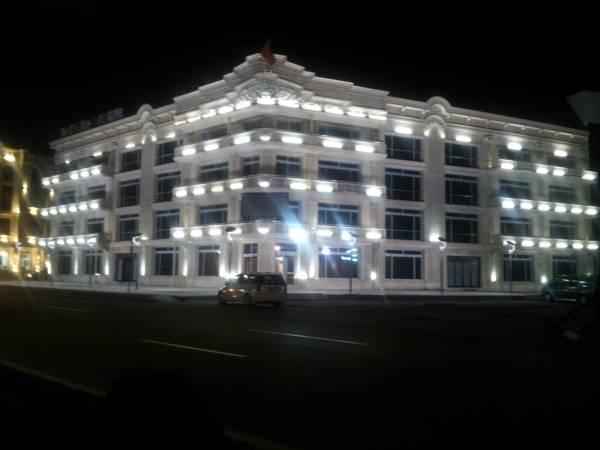 Deluxe Hotel And Spa