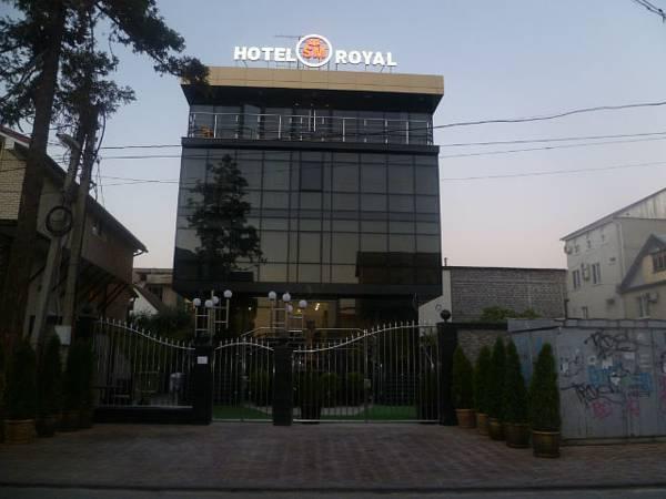 SM Royal Hotel - ALL INCLUSIVE Adler