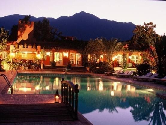 Domaine De La Roseraie Resort And Spa