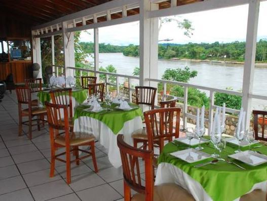 Misahualli Amazon Lodge