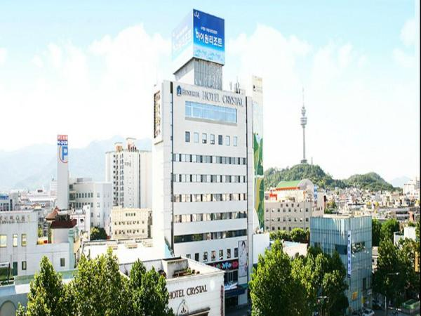 Crystal Hotel Daegu