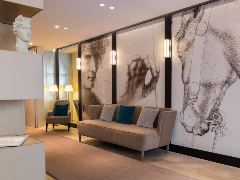 Hotel Monna Lisa Champs Elysees