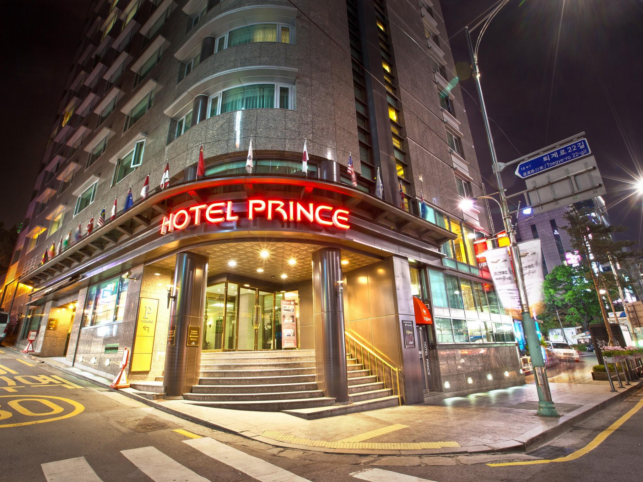 Prince Hotel Myeongdong