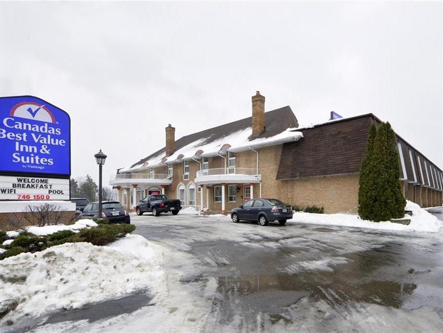 Canadas Best Value Inn & Suites Parry Sound