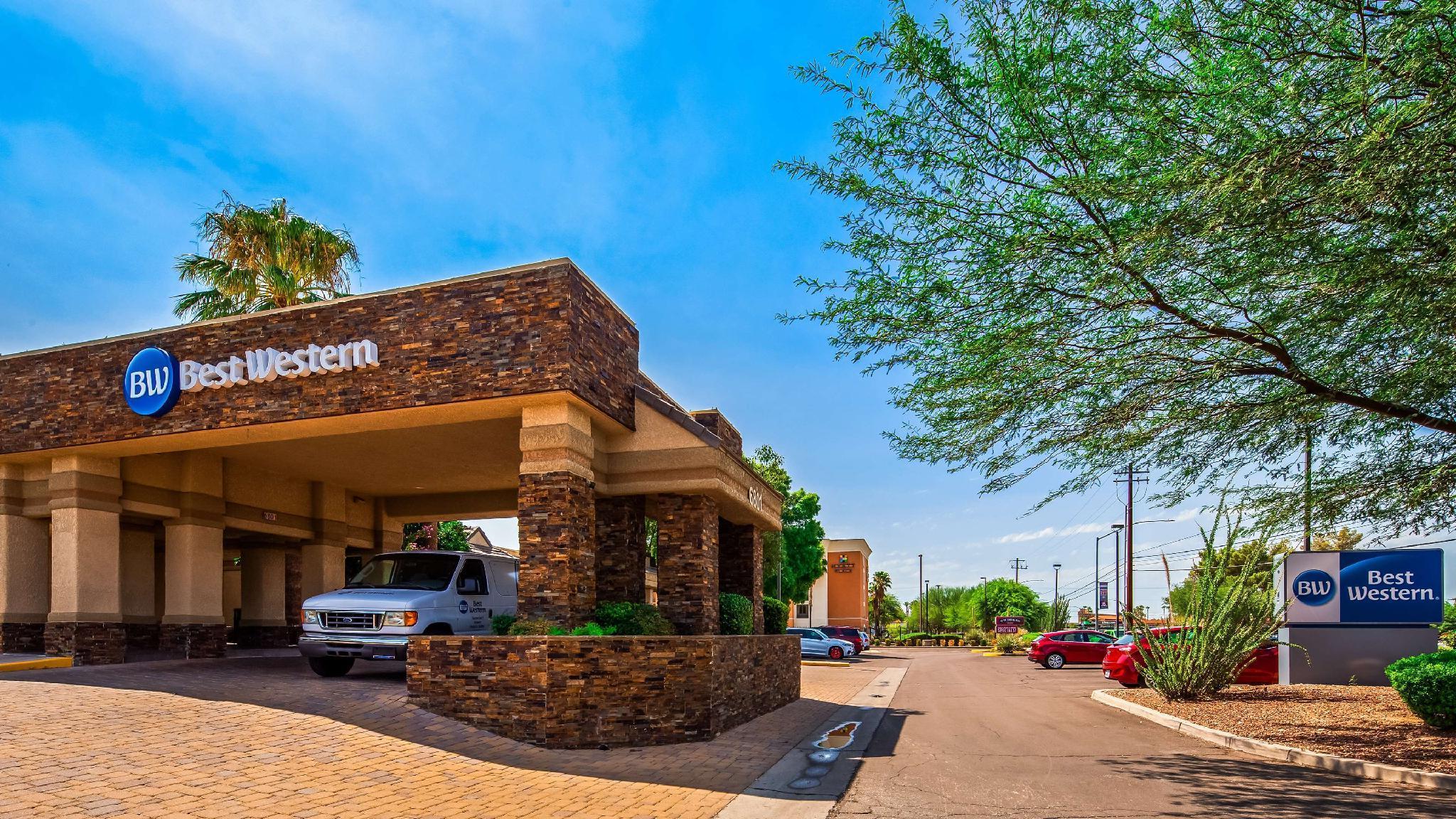 Best Western Tucson International Airport