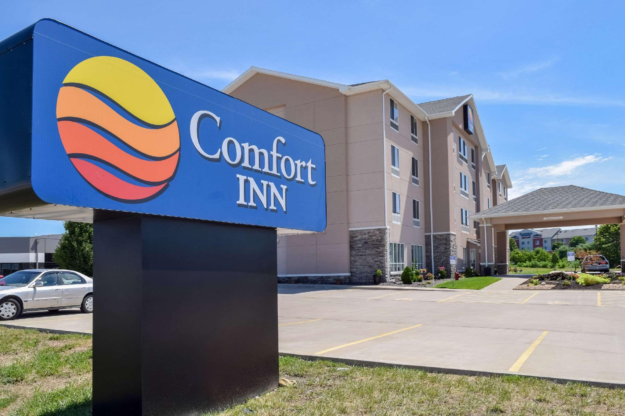 Comfort Inn And Suites Marion I 57