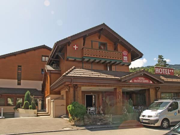 Hotel Des 2 Gares