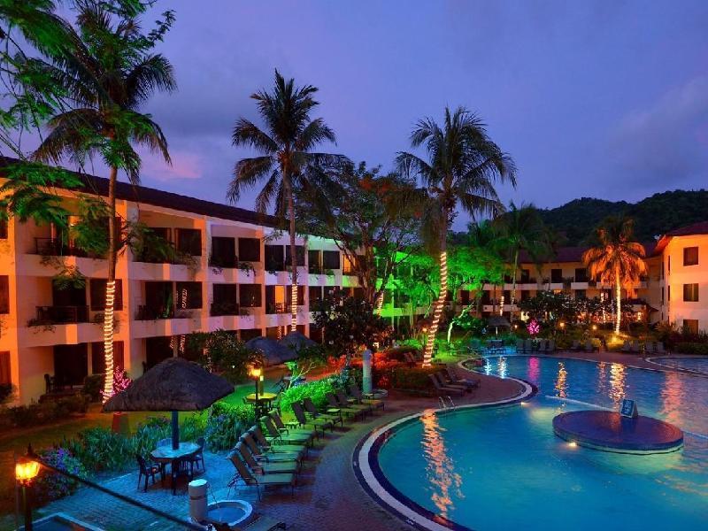 Holiday Villa Beach Resort Hotel Langkawi