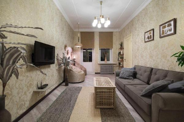 One-bedroom apartment on Kutuzovsky Moscow