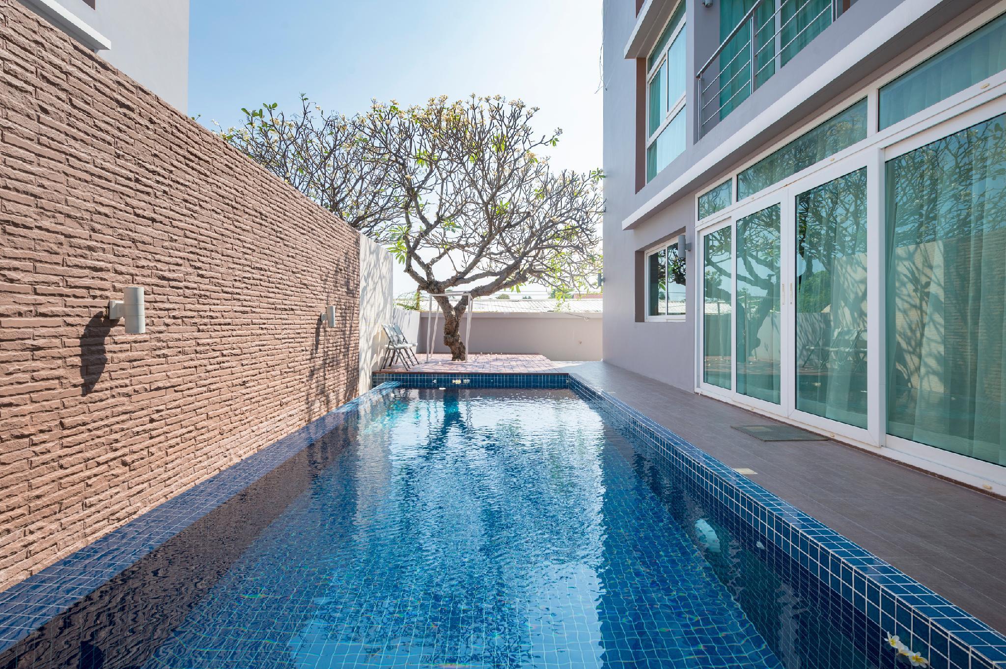Golden Sea Pool Villa @Hua Hin