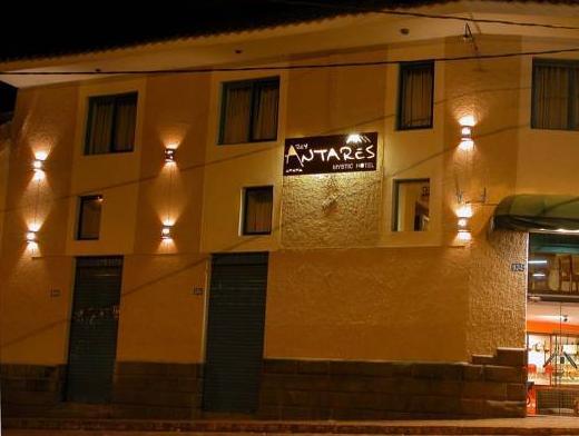 Antares Mystic Hotel