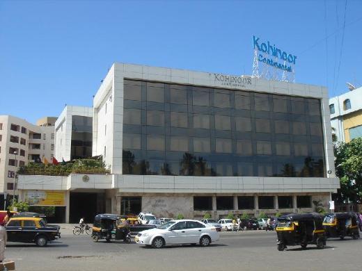 Kohinoor Continental Hotel