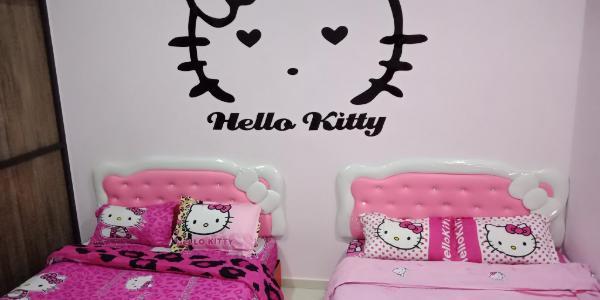 Hello Kitty Hotel Cameron Highlands