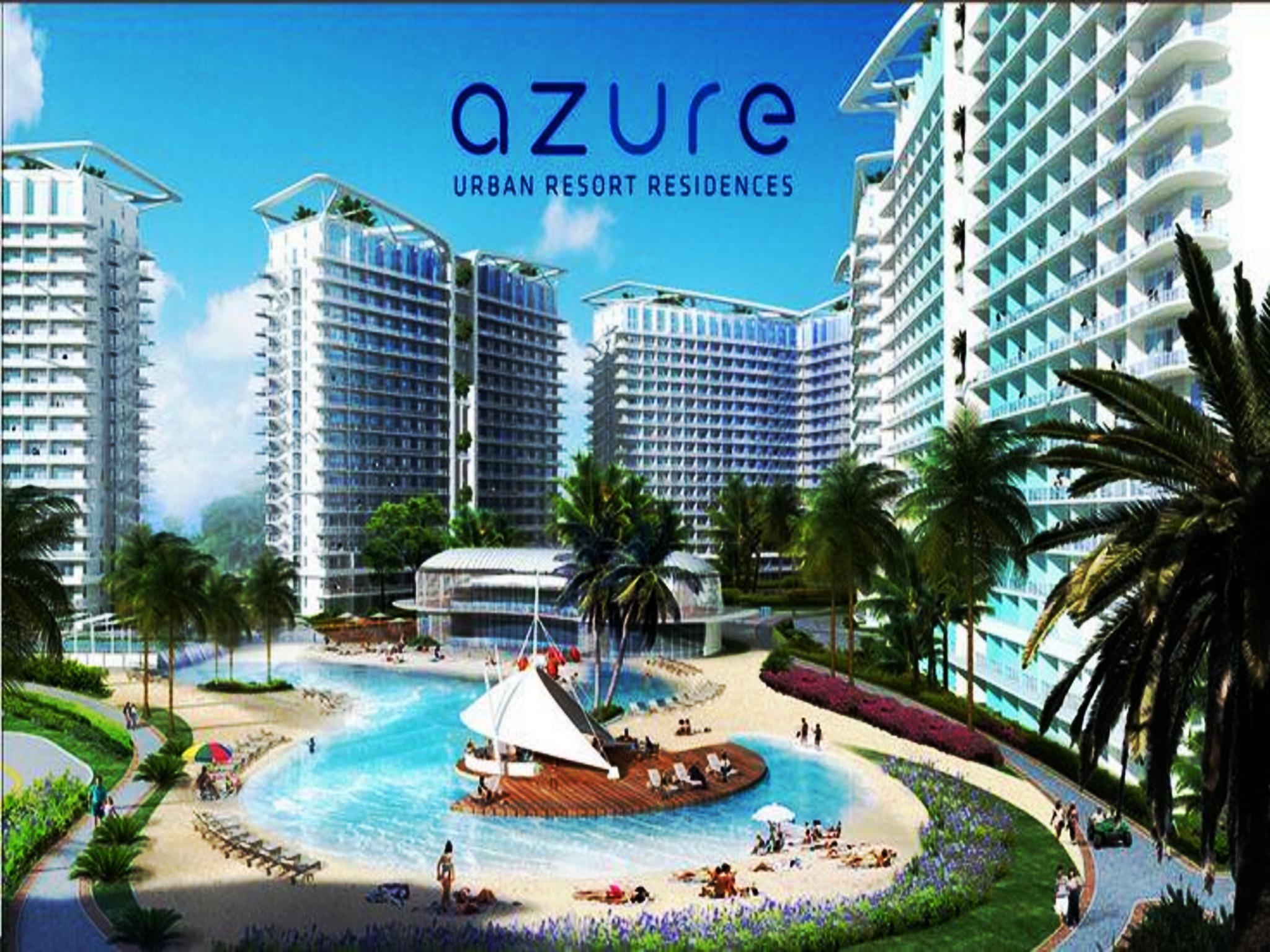 Indigo Suites Azure Beach Residence 1BR City View