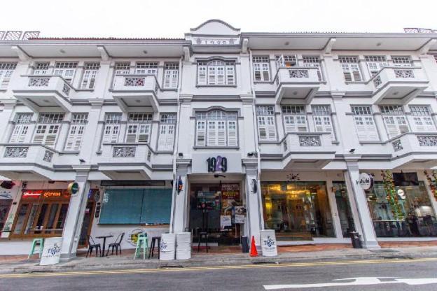 Q Loft Hotel1929@Chinatown