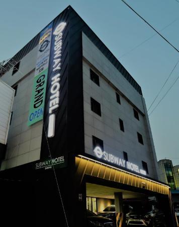 SUBWAY HOTEL Siheung-si