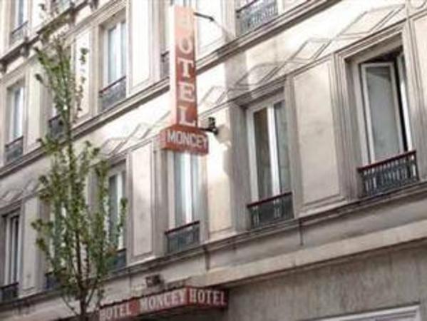 Hotel Moncey Paris