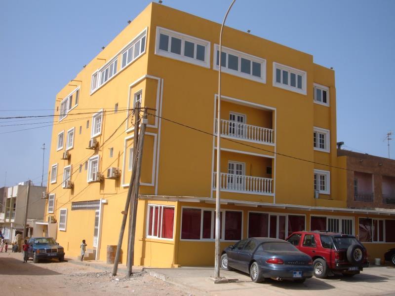 Hotel Ambassade Des Parcelles