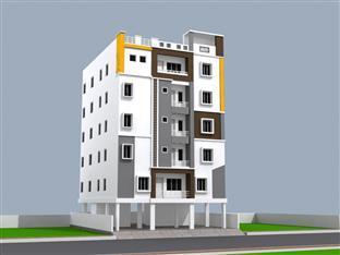 Sree Maithri Serviced Apartments