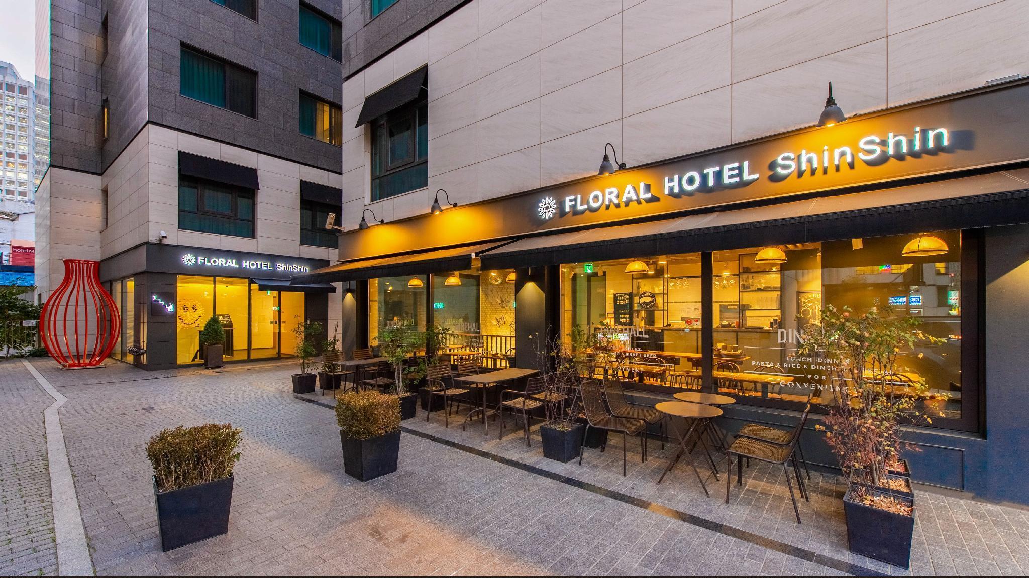 Floral Hotel ShinShin