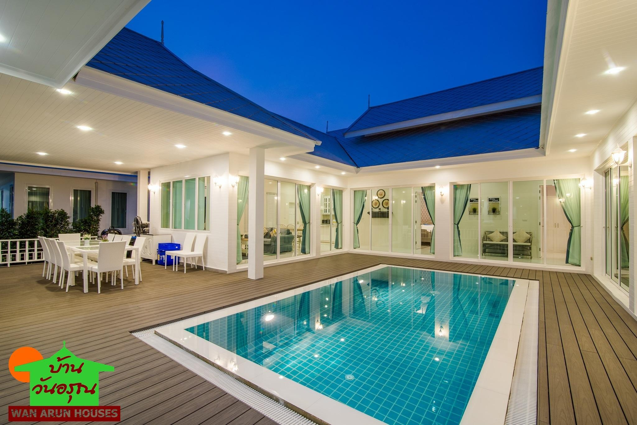 Wan Arun Houses 1