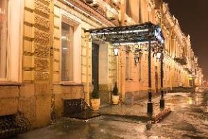 History Hotel Angliyskaya Embankment