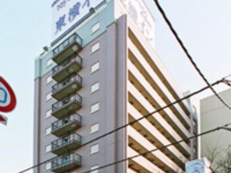 Toyoko Inn Souka Eki Nishi Guchi